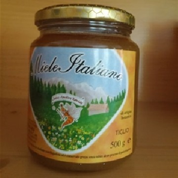 Linden tree honey 500 gr