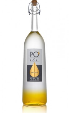 Grappa aromatica Po' di Poli morbida 700 ml