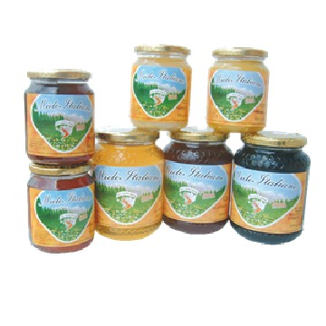 Dandelion (tarassaco) honey 500 gr